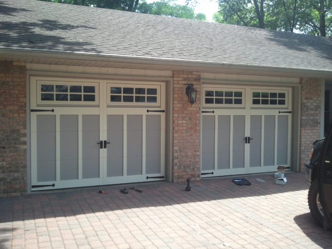 2018 garage door repair costs in dallas texas